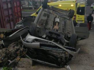 Канары: чёрное утро Рождества с авариями и ранеными