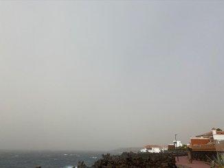Правительство Канарских островов поддерживает предупреждение по калиме и ветре