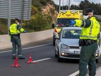 """Срок водительских прав не истекает во время """"estado de alarma"""""""