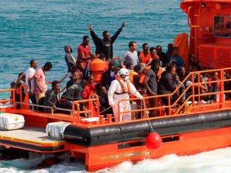 """Около 7500 мигрантов """"покинули"""" в этом году Канары и со вторника таких будет больше"""