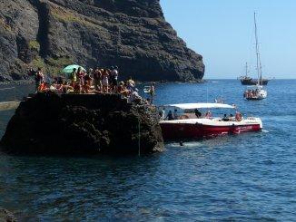 Тенерифе: ущелье Masca - пока что недоступно для посетителей