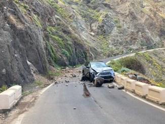 Тенерифе: два человека пострадали при сходе камней в Almáciga