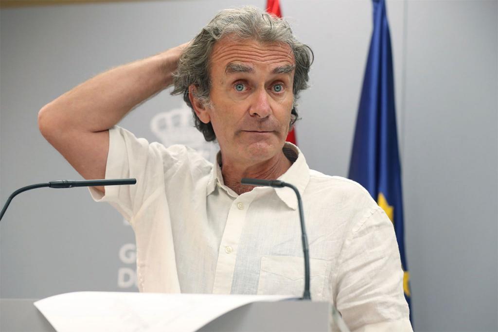 Главный борец с коронавирусом в Испании — доктор Simón — обещает «конец масок»