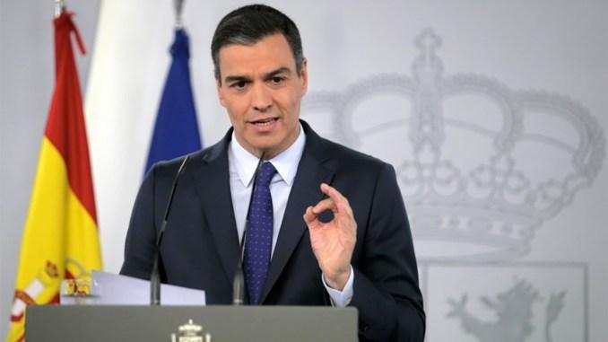 """Правительство Испании полностью исключает восстановление """"toque de queda"""""""