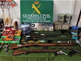 Тенерифе: на острове задержан мужчина за незаконную куплю-продажу оружия
