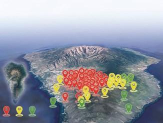 Правительство просит активировать Copérnicus в связи с сейсмической активностью на La Palma