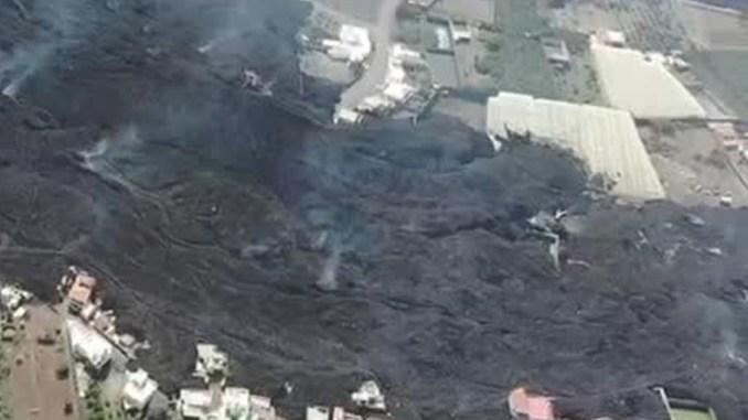 La Palma: пепел может достичь других островов и землетрясения усиливаться
