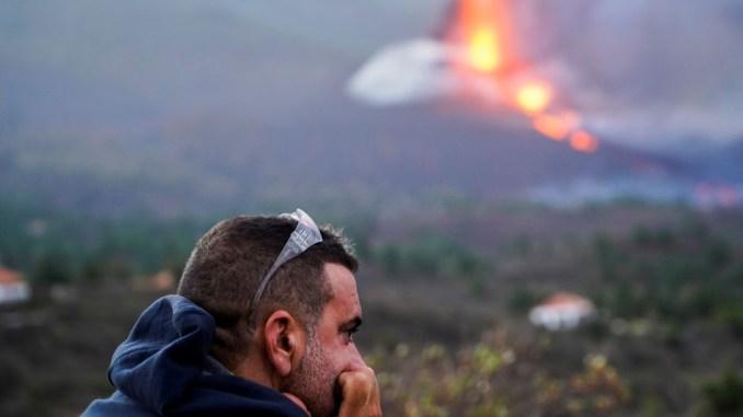 La Palma: больше землетрясений и большей величины, вулкан все более разрушителен