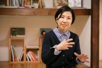 知性あふれる小倉さん。可愛らしさも魅力の女性です!