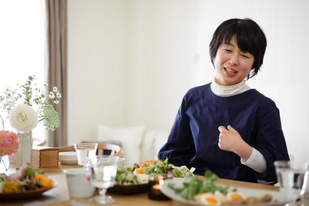 パン教室「カンパーニュ」とびきりおいしいパンと料理、そして佳奈子さんの誠実な人柄が魅力です