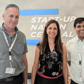 Startup Nation Central with Vered Mvitzari
