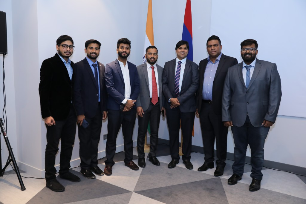 Participation of Indian Delegates in Armenia India Concalave