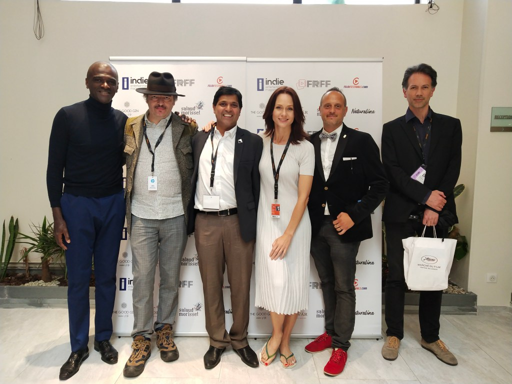 Film Delegation of UK Short film makers