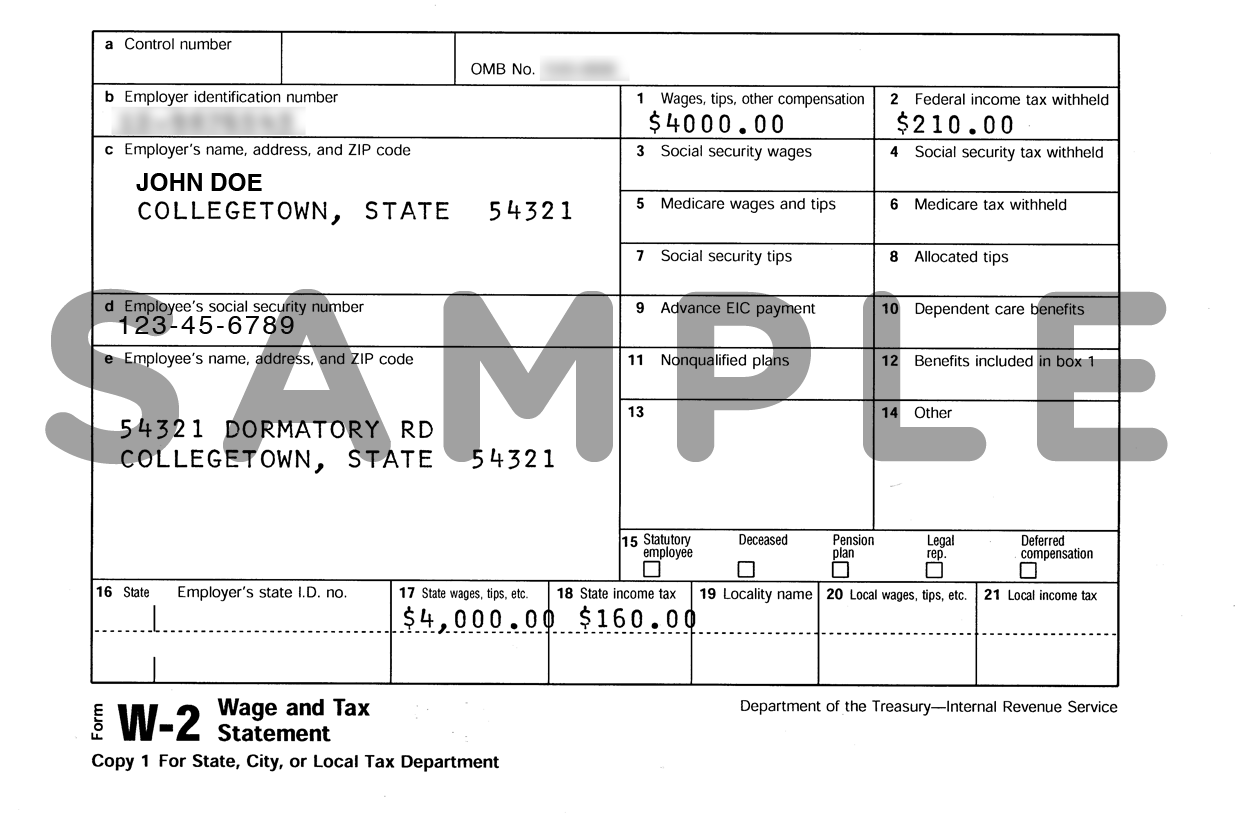 Important Tax Information And Tax Forms Interexchange