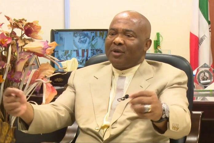 Uzodinma Vows To Deal With Opposition