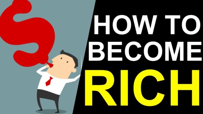How To Become Rich In10 Straightforward Ways