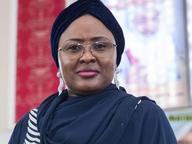 Aisha Buhari deletes Twitter account