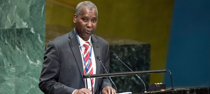 Tijjani Muhammad-Bande: 7 things you need to know about Nigerian diplomatic appointed as new President of United Nations General Assembly   Pulse Nigeria