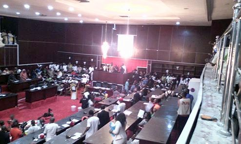 Imo Assembly removes majority leader