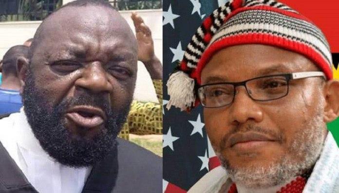 'Nnamdi Kanu Didn't Jump Bail,' – Ejimakor