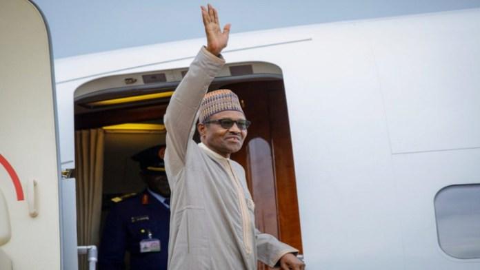Buhari Departs For London on 3 Weeks Medical Vacation