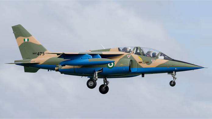 Pilot Rescued As Bandits Shoot Down Military Jet