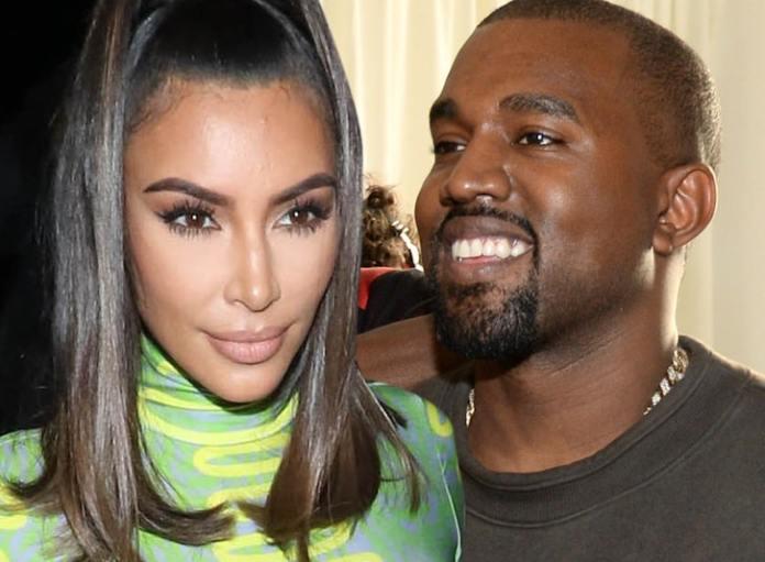 Exclusive: Kim Kardashian Attends Kanye's 'DONDA' Album Event