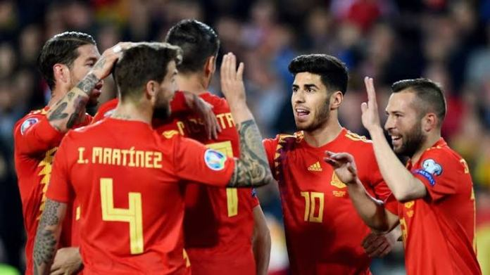 Euro 2020: Spain Beat Switzerland On Penalty To Reach Semi Final