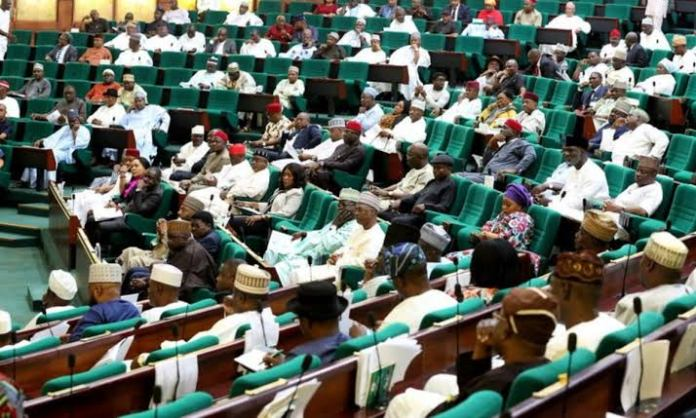 BREAKING: Raucous Session In House Of Reps Over PIB