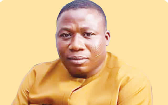Sunday Igboho Risks 21 Yrs In Jail Over 'Doctored Passport'
