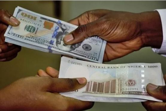 Dollar To Naira Exchange Rate Today August 30