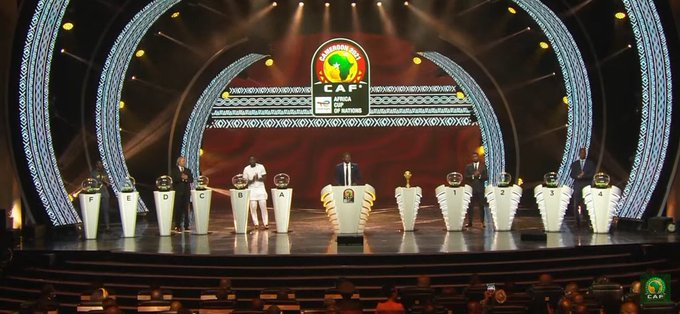 AFCON 2021 Draw, AFCON 2021 Groups, And All AFCON 2021 Match Schedule