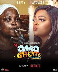 Funke Akindele's Movie 'Omo Ghetto: The Saga' Is Coming To Netflix