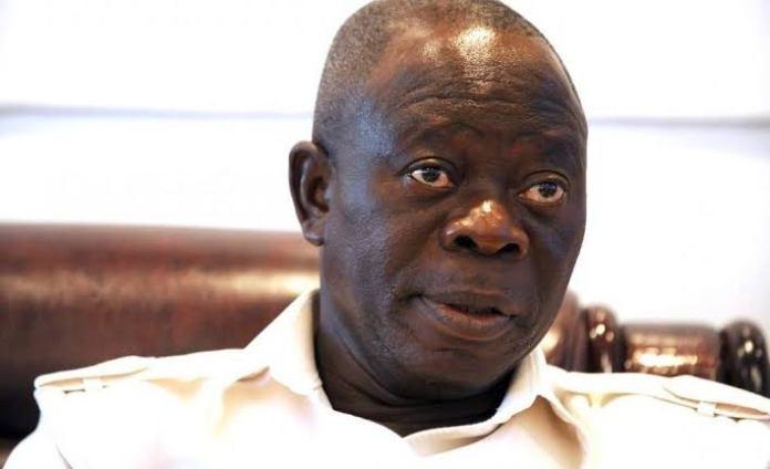 Adams Oshiomhole: Why I Joined APC