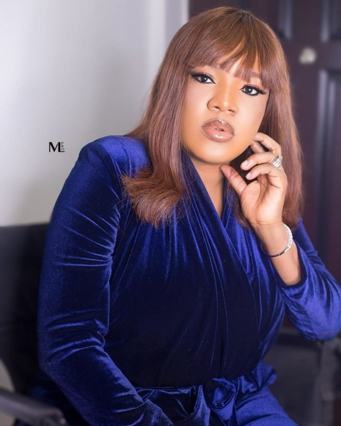 Actress, Toyin Abraham Speaks On Her Alleged Dispute With Funke Akindele