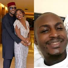 Annie Idibia Fire's Back To 2face Brother
