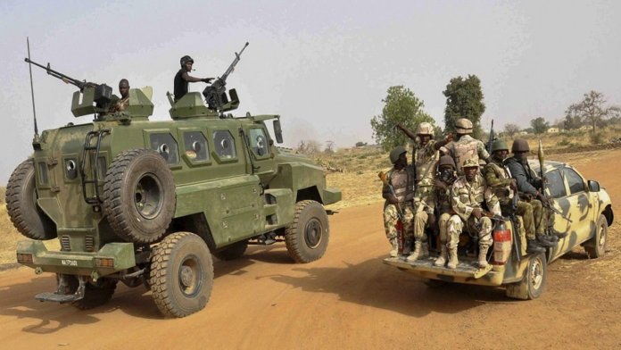 How Troops Repelled Terrorists Attack In Yobe