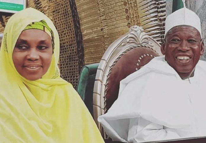 Ganduje's Wife Arrested Over 'N35M Land Fraud'