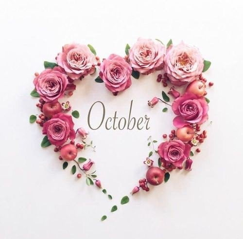 70 Happy New Month Messages, Prayers For October 2021