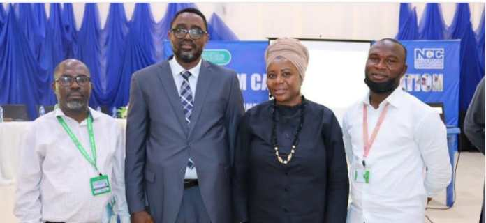NCC Holds Maiden Edition Of Campus Conversation Outreach Programme In Abuja