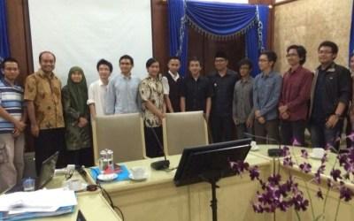 Presentasi Tugas Mahasiswa Prodi IF dan STI untuk Kota Bandung