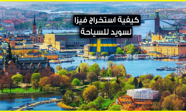 فيزا السويد