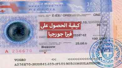 Photo of فيزا جورجيا 2021 … كيفية الحصول على تأشيرة ارخص دولة اوروبية