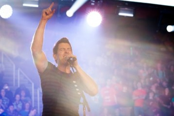 'I Still Believe' movie based on Christian music star Jeremy Camp's faith journey in production