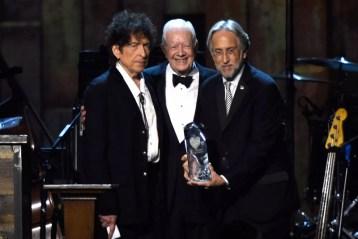 Former US President Jimmy Carter Wins Third Grammy Award For Audiobook On His Faith
