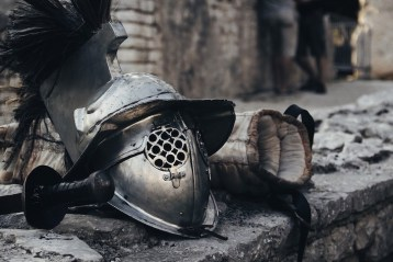 If You Haven't Been Wounded, You're Not in the Battle – Inspirational Christian Blogs