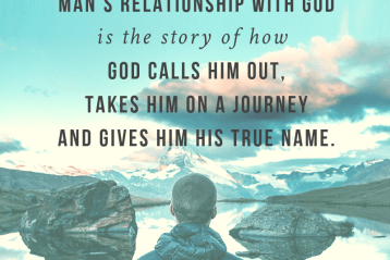 How God the Father Initiates a Man