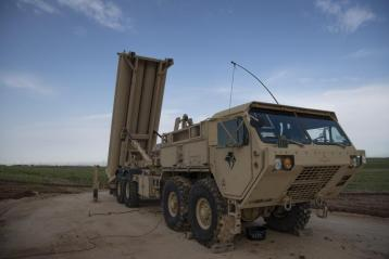 Joint Israeli-US Exercise to Deploy THAAD Defense System Crowned a Success