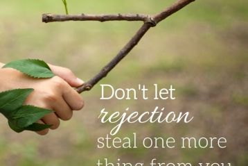 Uninvited: The Gifts of Rejection