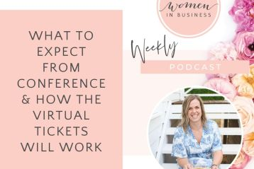 What To Expect From Conference & How The Virtual Tickets Will Work - Christian Women in Business